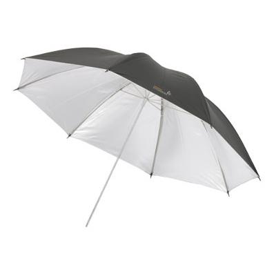 Зонт Hyundae Photonics 110 см черно/серебристый