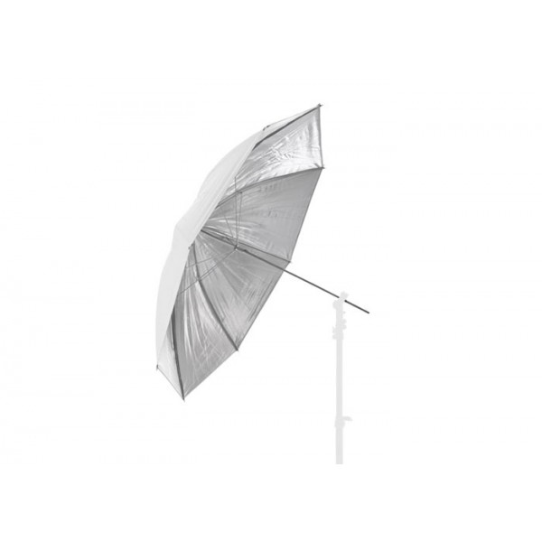 Зонт Lastolite 110 см серебристо/белый (4531)